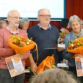 Henk Tiemens wint in Hardenberg