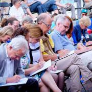 Deelnemers in Alkmaar. Foto © Noord-Hollands Dagblad