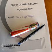 Gomarus 2016